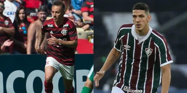 Flamengo com dúvidas e Flu reforçado na zaga: final se aproxima