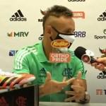 Cláusula pode fazer Rafinha deixar o Flamengo rumo ao Olympiacos