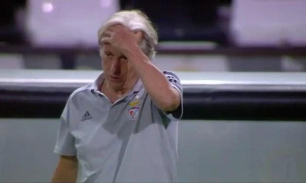 Benfica de Jorge Jesus cai para o PAOK e é eliminado da Champions