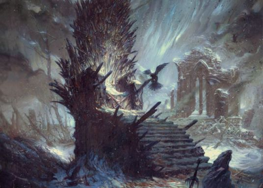 trono hierro