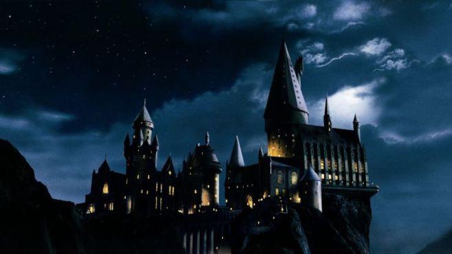 hogwarts escenario escuela