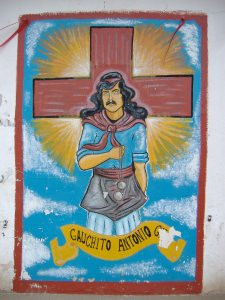 Gauchito Gil, o santo argentino