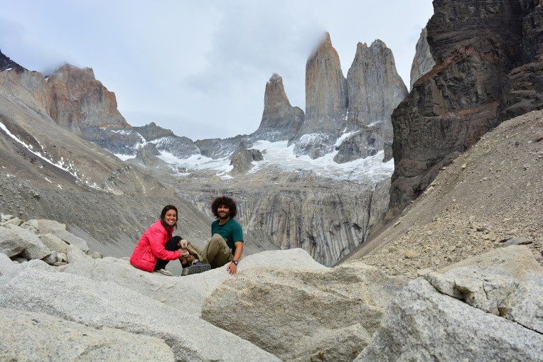 Parque Nacional Torres del Paine, no sul do Chile