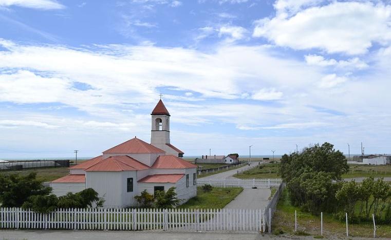 Missão salesiana em Rio Grande.
