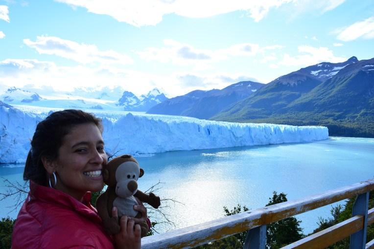 Glacial Perito Moreno, em El Calafate