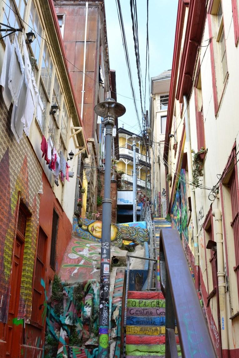 Grafites típicos de Valparaíso