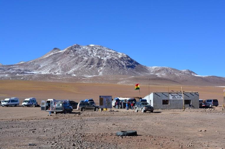 Imigração da Bolívia