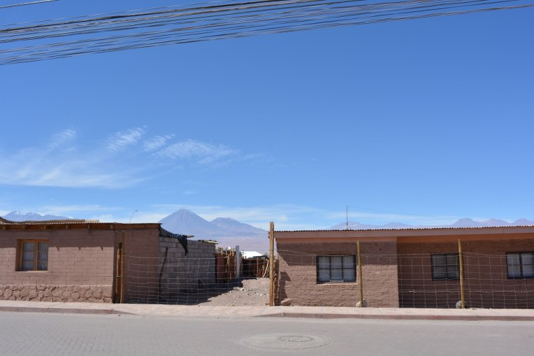 Casas típicas do Atacama