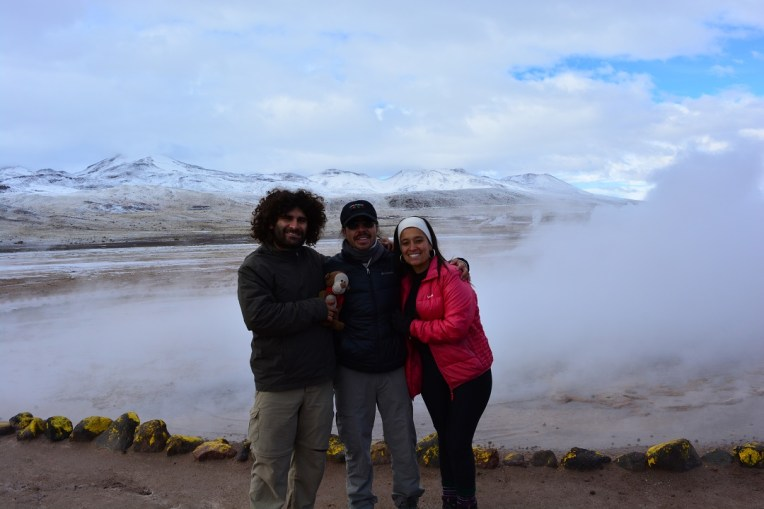 Gêiser el Tatio, Atacama