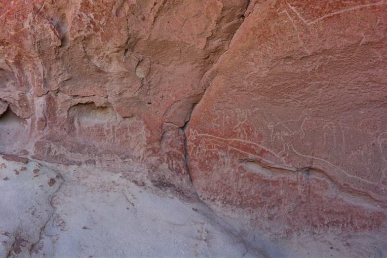 Hieróglifos, Yerbas Buenas no Atacama