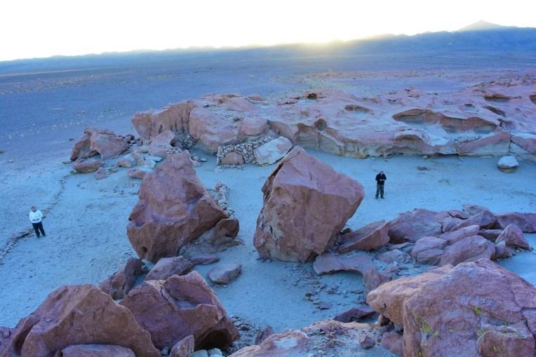 Pedras Yerbas Buenas, Atacama