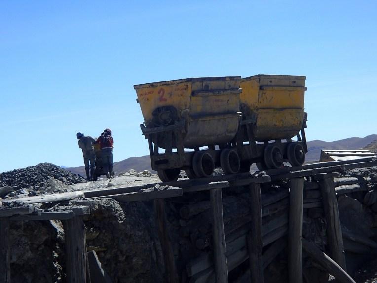 Minas de Potosí, Bolívia