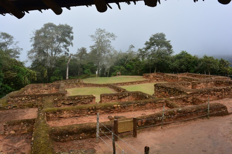 Ruínas de Samaipata, Patrimônio da Humanidade pela UNESCO