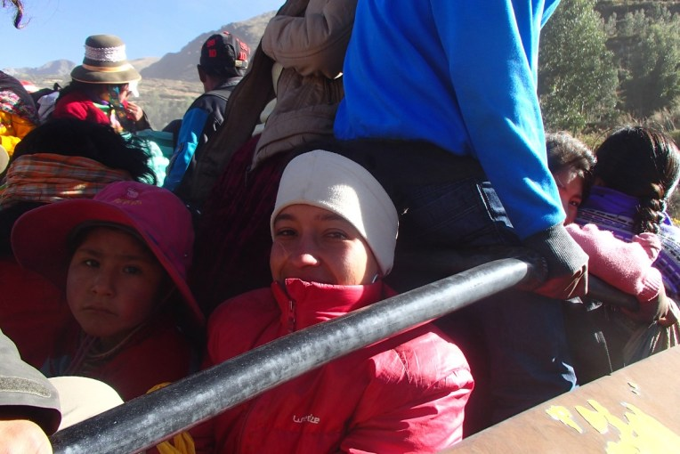 Transporte público peruano