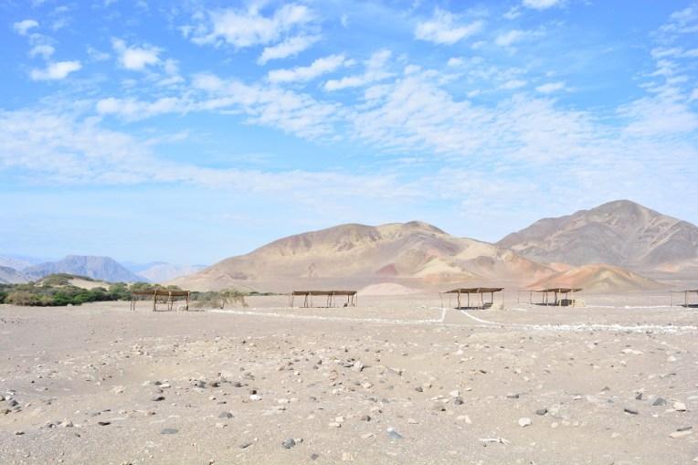 Cemitério de Chauchilla, em Nazca