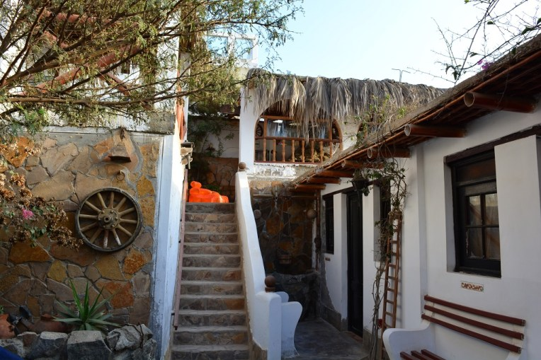 Hotel Villa Caral