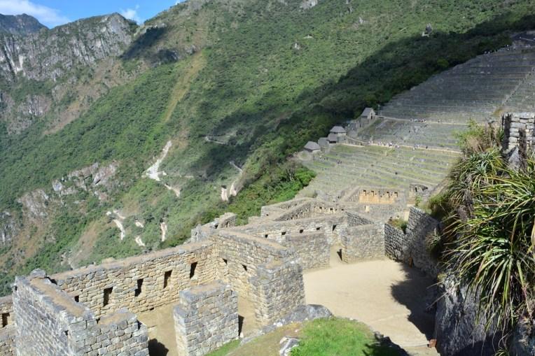 Terraças de Machu Picchu