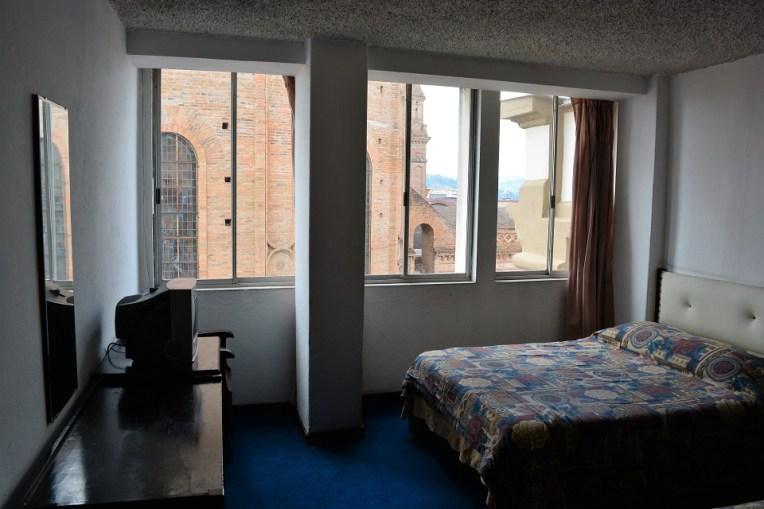 Hotel Catedral. Que tal a vista?