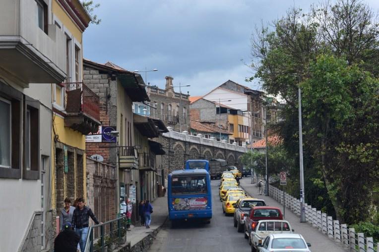Ruas de Cuenca