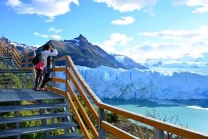 Glacial Perito Moreno, Argentina.
