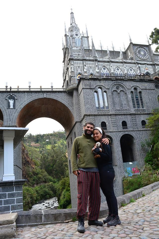 Las Lajas, Ipiales, Colômbia