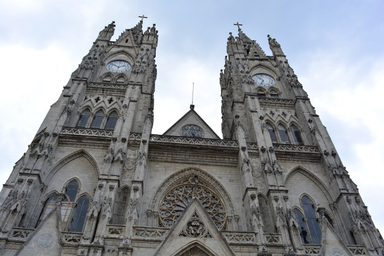Basílica do voto nacional, Quito