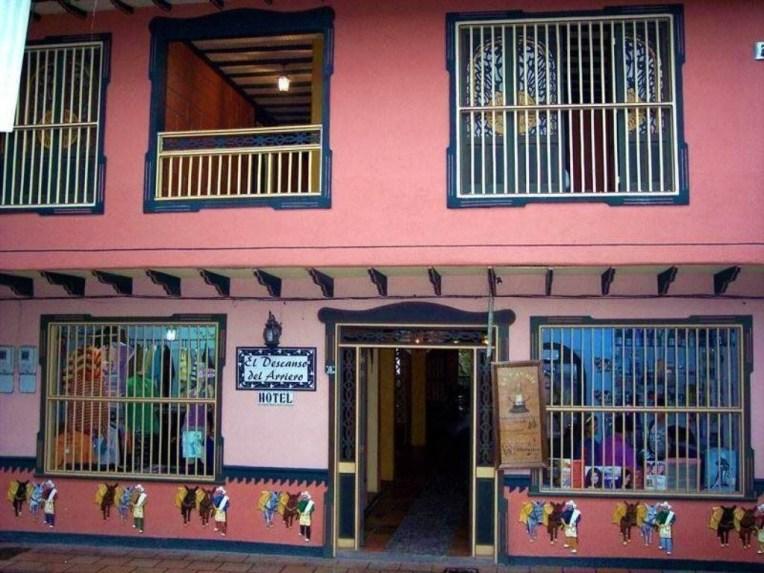 Hotel em Guatapé
