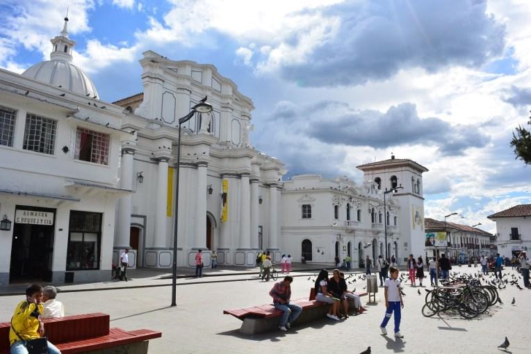 Catedral Nuestra Señora de la Asunción, em Popayán.