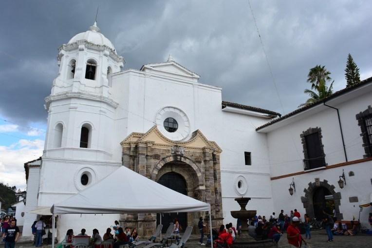 Templo de El Carmen
