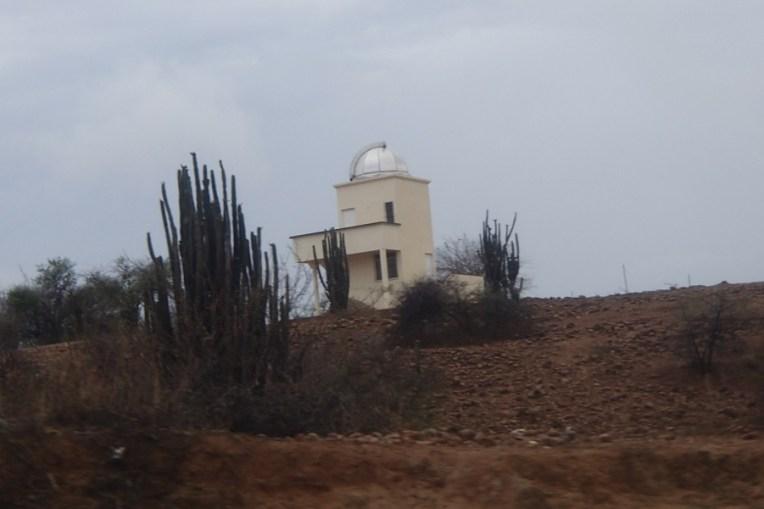 Observatório astronômico de Tatacoa