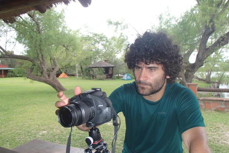 Nossa câmera semi-profissional da Nikon