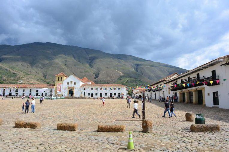 Plaza Mayor de Villa de Leyva