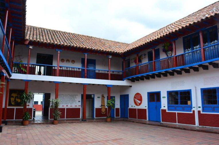 Museu dedicado ao escritor Gabriel García Marquez