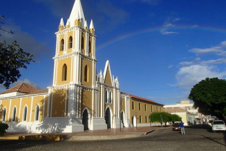 Igreja colonial de Coro
