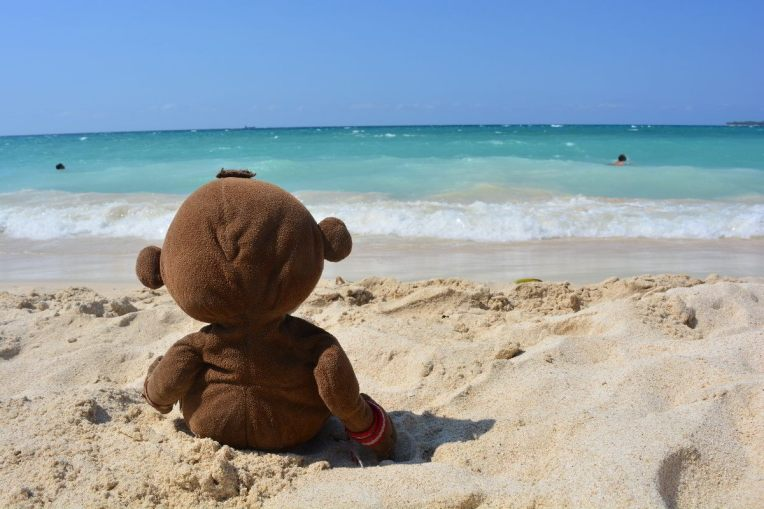 Mucuvinha curtindo a Playa Blanca