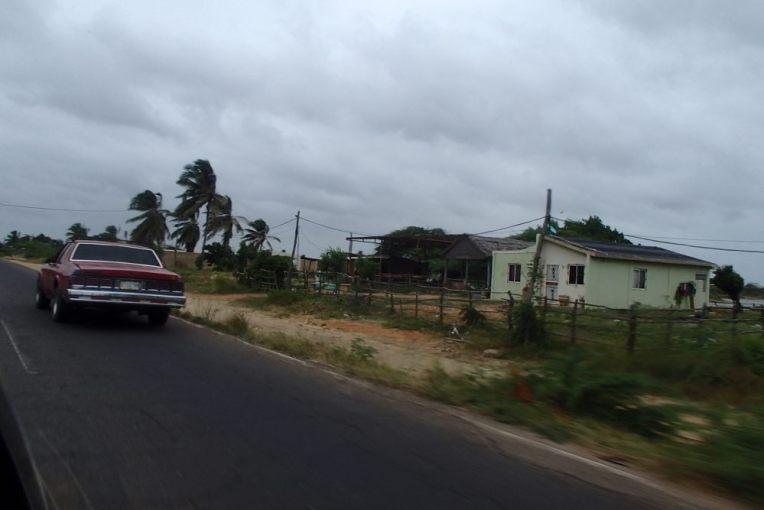 Estrada de Maracaibo a Paraguachón