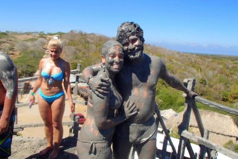 Sujos da lama do El Totumo