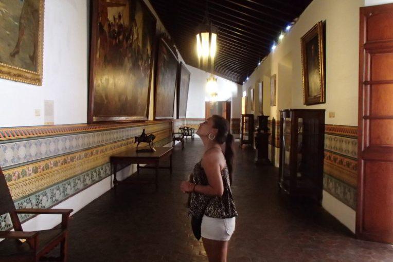 Casa museu Simón Bolivar