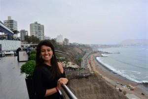 As praias de Lima