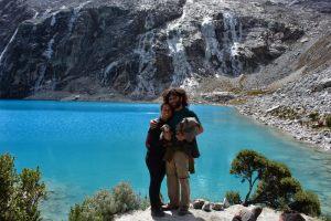 Lagoa 69, no Parque Nacional Huascarán