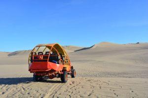 Tour pelas dunas de Ica