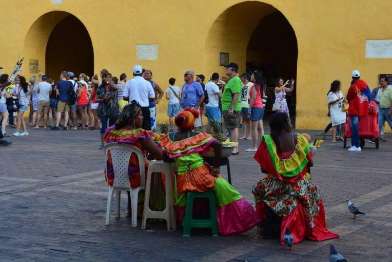 """""""Negritas"""" de Cartagena"""