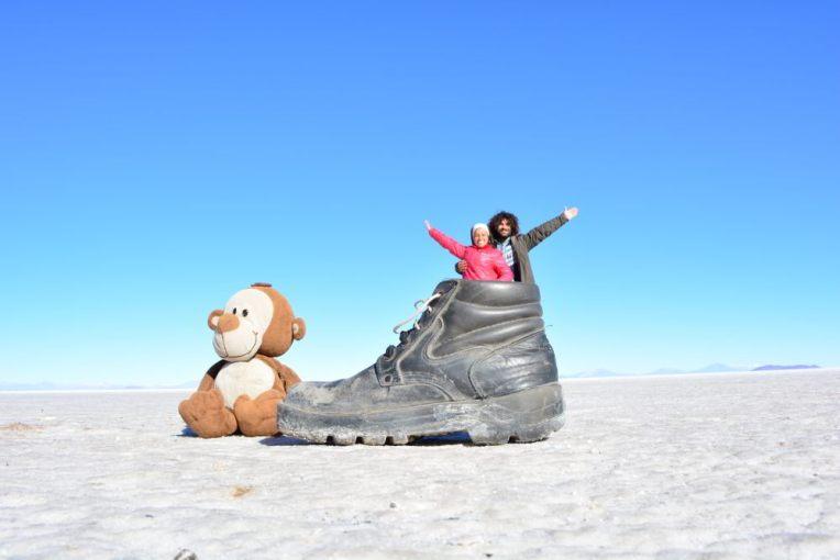Salar do Uyuni, Bolívia