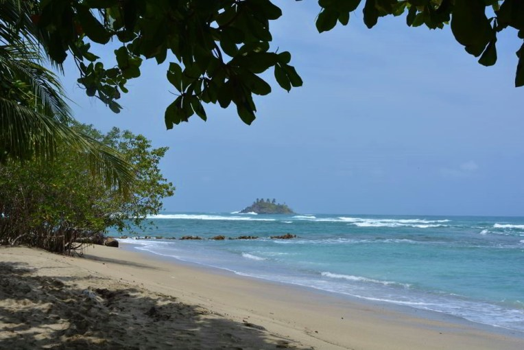 Paradisíaca praia de CapurganáParadisíaca praia de Capurganá