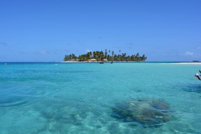 Isla Perro, em San Blas