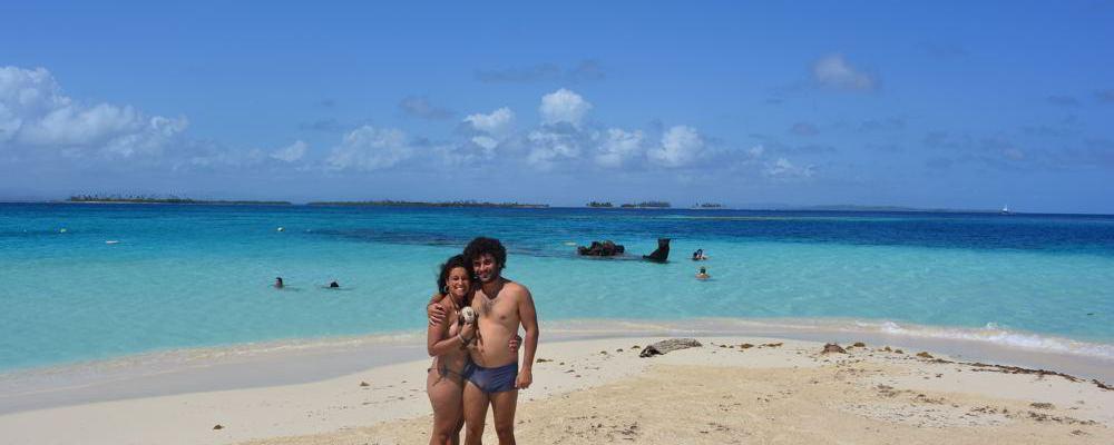 Ilha Perro, San Blas