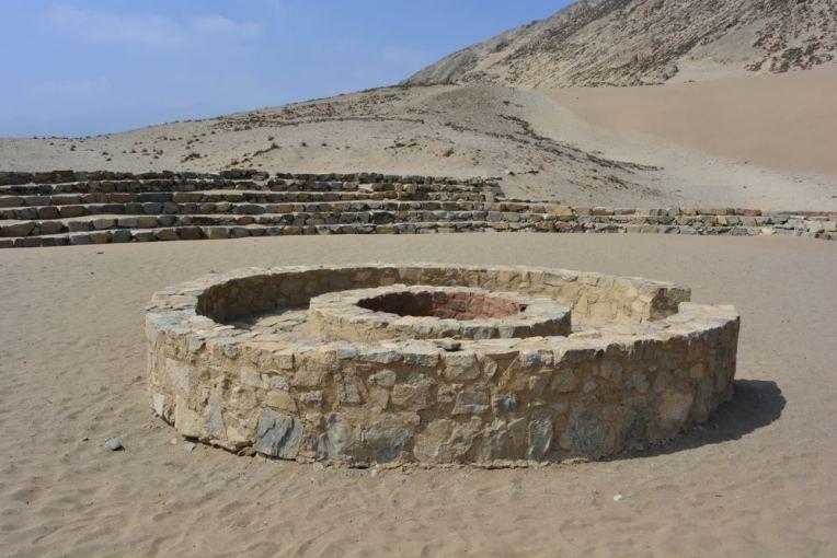 Ruínas de Caral, Peru