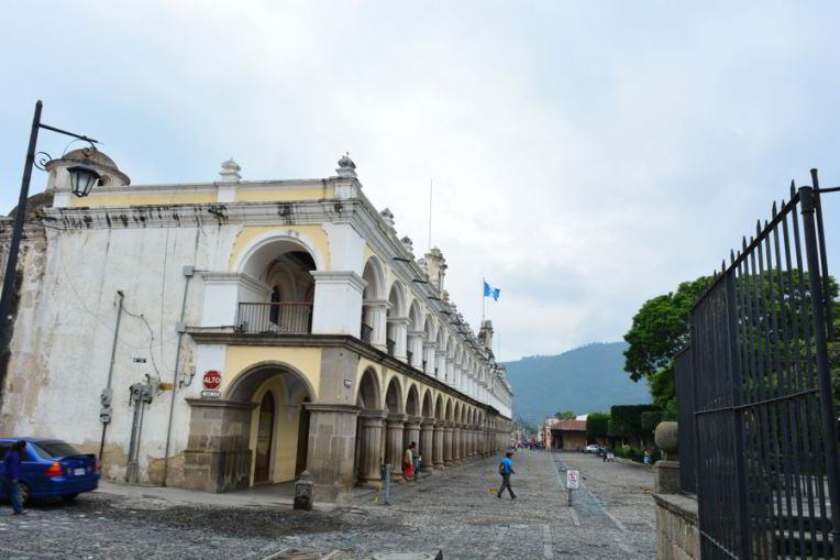 Palácio de los Capitanes, Antígua Guatemala