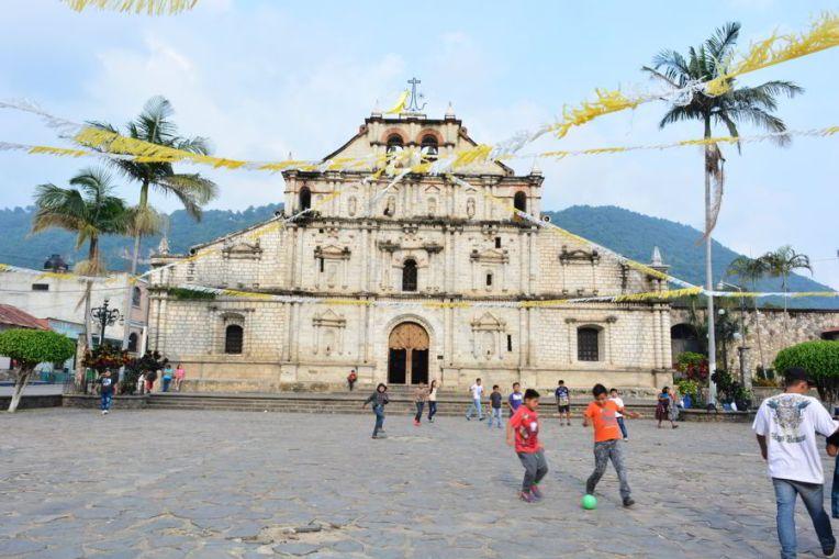 Igreja de Panajachel