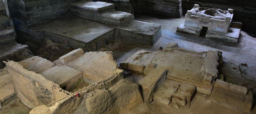 Escavações da Joya de Cerén